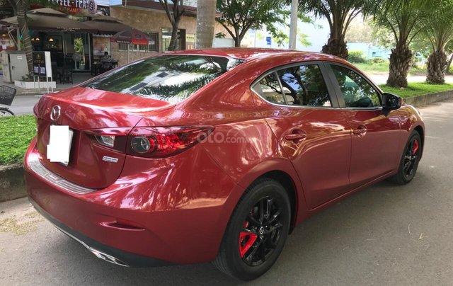 Cần bán Mazda 3 đời 2016, màu đỏ xe gia đình sử dụng ít cần bán lại 570 triệu5