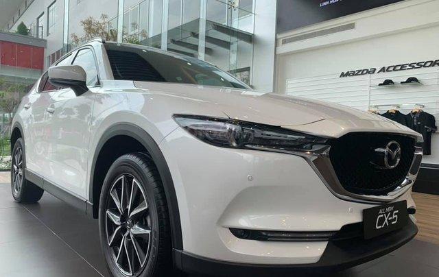 Mazda CX-5, ưu đãi tốt nhất, trả trước 280 triệu1