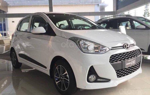 Hyundai Grand i10 năm 2019, sẵn xe giao ngay, khuyến mại quà tặng hấp dẫn. LH Mr Ân: 09394932590