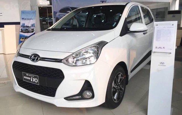 Hyundai Grand i10 năm 2019, sẵn xe giao ngay, khuyến mại quà tặng hấp dẫn. LH Mr Ân: 09394932591