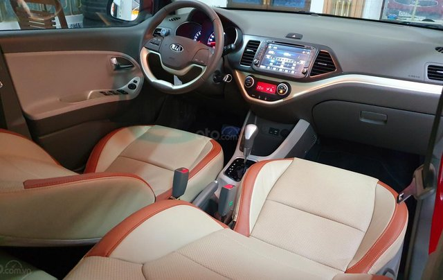 Kia Morning S 1.25 AT sx 2019, bản cao cấp7