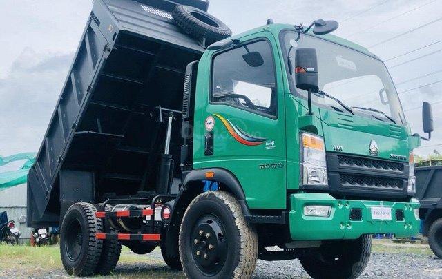 Bán xe ben Howo 6,5 tấn đời 2019, thùng hơn 5 khối0