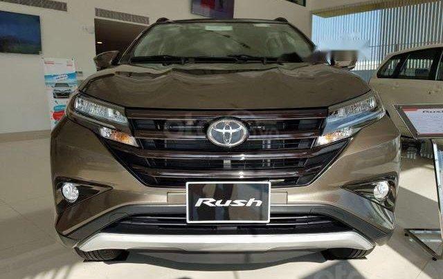 Toyota Tân Cảng - Rush 1.5AT xe giao ngay, đủ màu-trả 200tr nhận xe, LH 09330006000