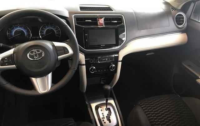 Toyota Tân Cảng - Rush 1.5AT xe giao ngay, đủ màu-trả 200tr nhận xe, LH 09330006005