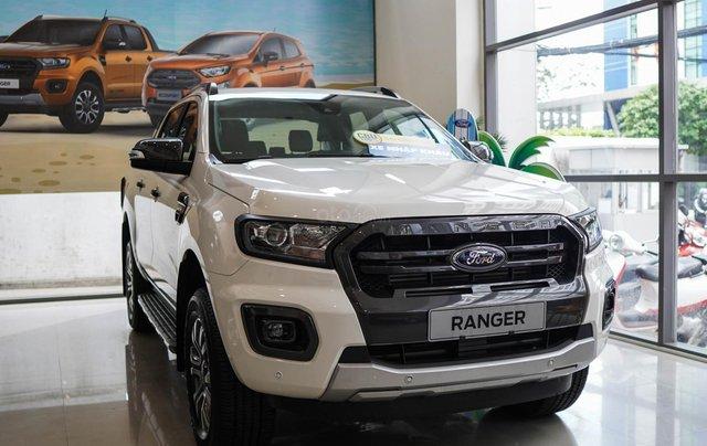 Ford Ranger Wildtrak giảm ngay 30 triệu, tặng phụ kiện giá trị0