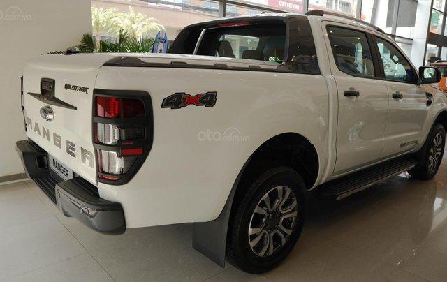 Ford Ranger Wildtrak giảm ngay 30 triệu, tặng phụ kiện giá trị1