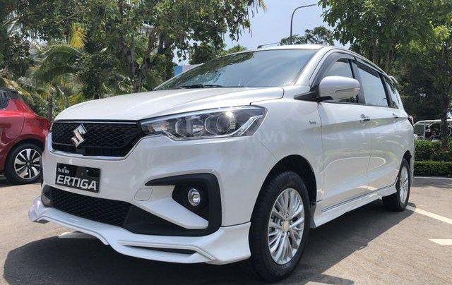 Bán Suzuki Ertiga 2020, bản GL số tự động, giá tốt nhất chỉ 499 triệu1