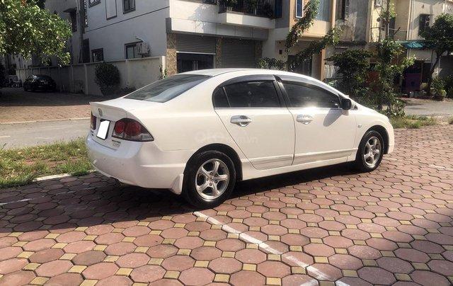 Bán xe Honda Civic 1.8 AT đời 2010, màu trắng, biển Hà Nội3