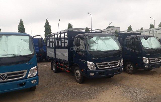 Giá xe tải Thaco Ollin 720 tải trọng 7 tấn Trường Hải5