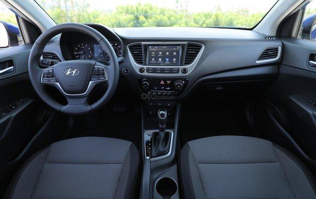 Bán xe Hyundai Accent 1.4 MT sản xuất năm 2019, màu đỏ, giá 430tr2
