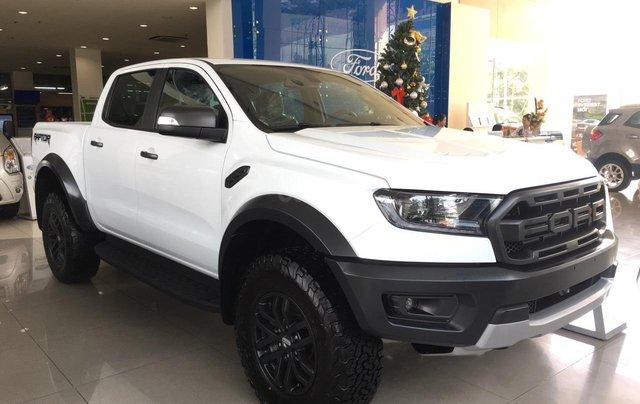 Bán Ford Ranger Raptor 2019 nhập khẩu, xe đủ màu, tặng phụ kiện, liên hệ hotline: 0332190066 để được báo giá tốt nhất0