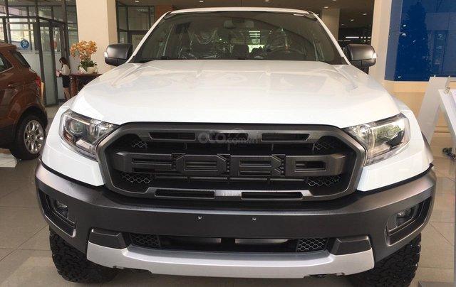 Bán Ford Ranger Raptor 2019 nhập khẩu, xe đủ màu, tặng phụ kiện, liên hệ hotline: 0332190066 để được báo giá tốt nhất1