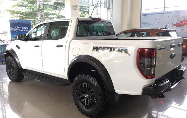 Bán Ford Ranger Raptor 2019 nhập khẩu, xe đủ màu, tặng phụ kiện, liên hệ hotline: 0332190066 để được báo giá tốt nhất3