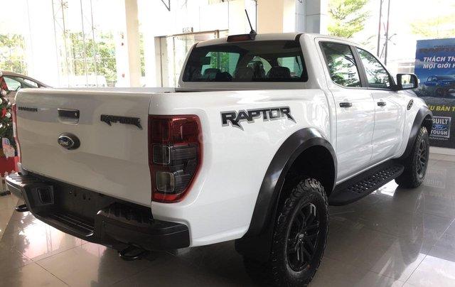 Bán Ford Ranger Raptor 2019 nhập khẩu, xe đủ màu, tặng phụ kiện, liên hệ hotline: 0332190066 để được báo giá tốt nhất4