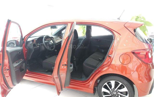 Honda Mỹ Đình bán Honda Brio OP1 màu cam nóc đen năm 2020 nhập khẩu, giá tốt4