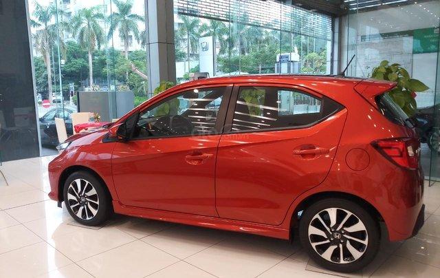 Honda Mỹ Đình bán Honda Brio OP1 màu cam nóc đen năm 2020 nhập khẩu, giá tốt5