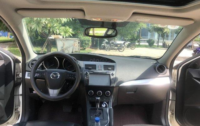 Bán xe Mazda 3 1.6 năm sản xuất 2014, màu trắng, giá tốt7