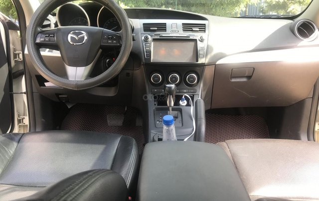 Bán xe Mazda 3 1.6 năm sản xuất 2014, màu trắng, giá tốt8