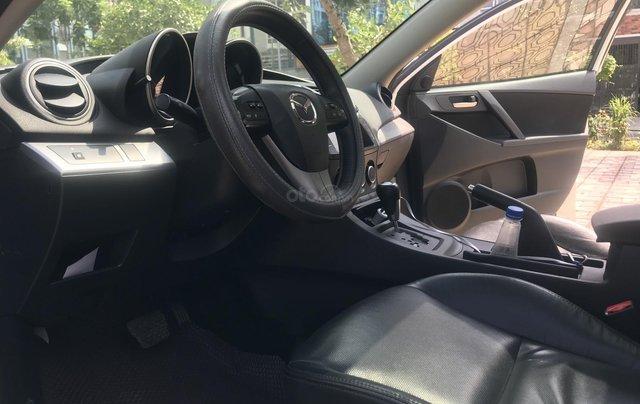 Bán xe Mazda 3 1.6 năm sản xuất 2014, màu trắng, giá tốt9