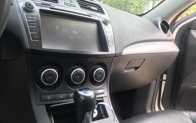 Bán xe Mazda 3 1.6 năm sản xuất 2014, màu trắng, giá tốt11