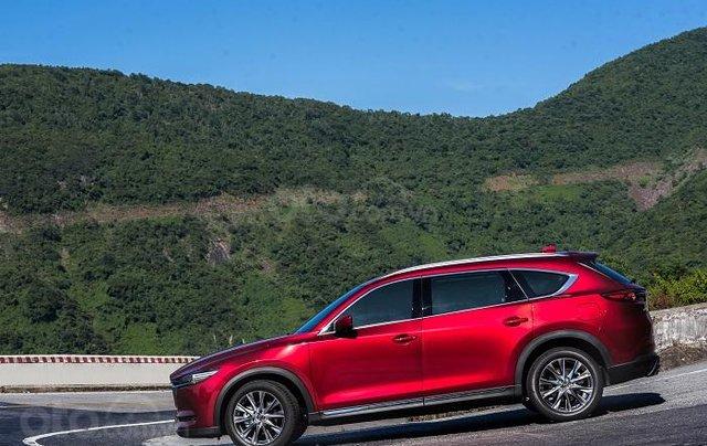 Mazda CX 8 2019, ưu đãi 50tr + 01 Năm BHVC + Hỗ trợ vay 80%4