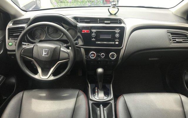 Bán Honda City 1.5AT đời 2015, màu trắng, số tự động3