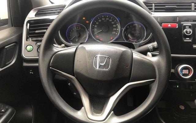 Bán Honda City 1.5AT đời 2015, màu trắng, số tự động11