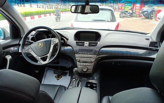 Bán Acura MDX SH AWD năm sản xuất 2007, màu bạc, xe nhập3
