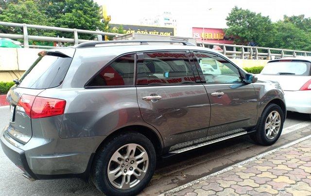 Bán Acura MDX SH AWD năm sản xuất 2007, màu bạc, xe nhập4