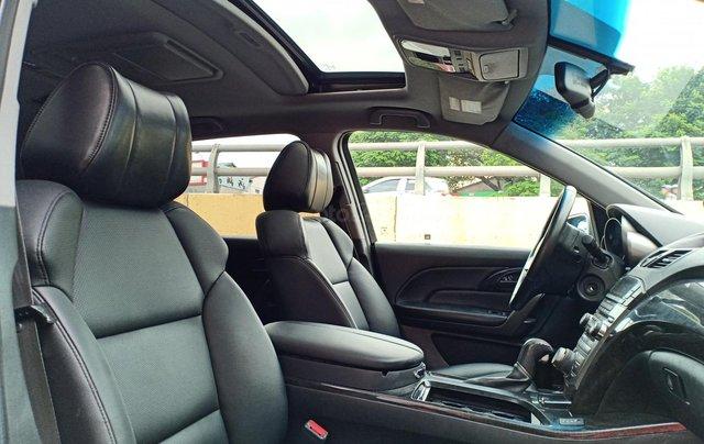 Bán Acura MDX SH AWD năm sản xuất 2007, màu bạc, xe nhập6