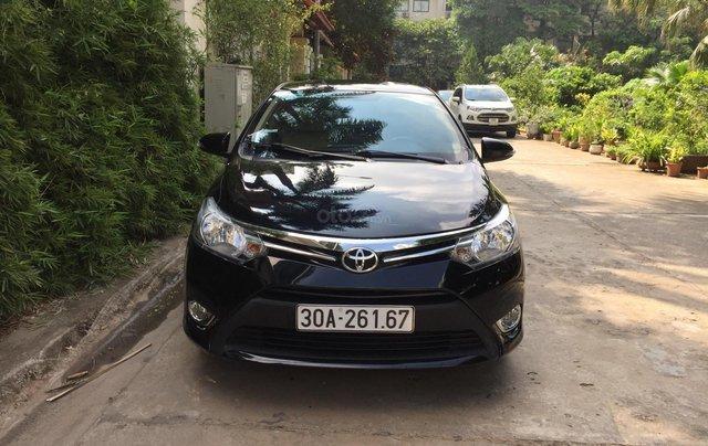 Chính chủ tôi cần bán chiếc Toyota Vios 2014, số sàn, màu đen, chính chủ tôi đang sử dụng LH 09880686230