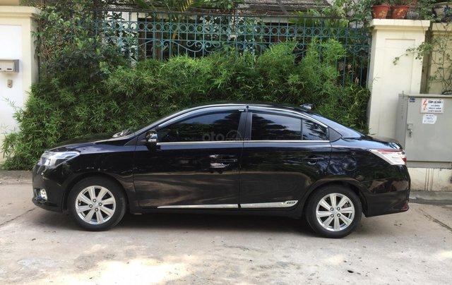 Chính chủ tôi cần bán chiếc Toyota Vios 2014, số sàn, màu đen, chính chủ tôi đang sử dụng LH 09880686231