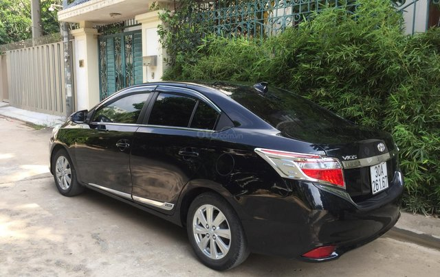 Chính chủ tôi cần bán chiếc Toyota Vios 2014, số sàn, màu đen, chính chủ tôi đang sử dụng LH 09880686232