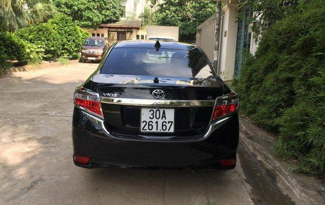 Chính chủ tôi cần bán chiếc Toyota Vios 2014, số sàn, màu đen, chính chủ tôi đang sử dụng LH 09880686233
