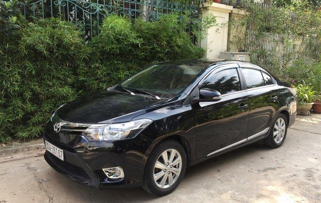 Chính chủ tôi cần bán chiếc Toyota Vios 2014, số sàn, màu đen, chính chủ tôi đang sử dụng LH 09880686234