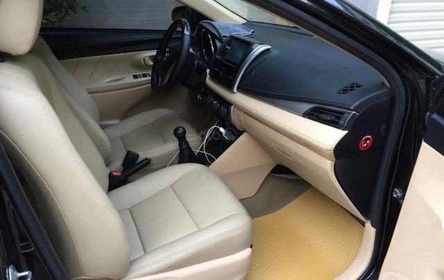 Chính chủ tôi cần bán chiếc Toyota Vios 2014, số sàn, màu đen, chính chủ tôi đang sử dụng LH 09880686235