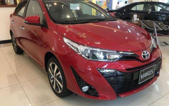 Bán xe Toyota Yaris 1.5G CVT sản xuất năm 2019, nhập khẩu0