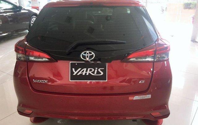 Cần bán xe Toyota Yaris 1.5G CVT năm 2019, xe nhập, giá thấp, giao nhanh2