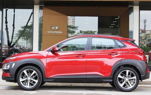 Cần bán Hyundai Kona 1.6 Turbo đời 2019, giá thấp, giao nhanh toàn quốc2
