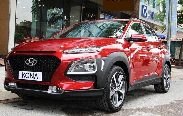 Cần bán Hyundai Kona 1.6 Turbo đời 2019, giá thấp, giao nhanh toàn quốc4