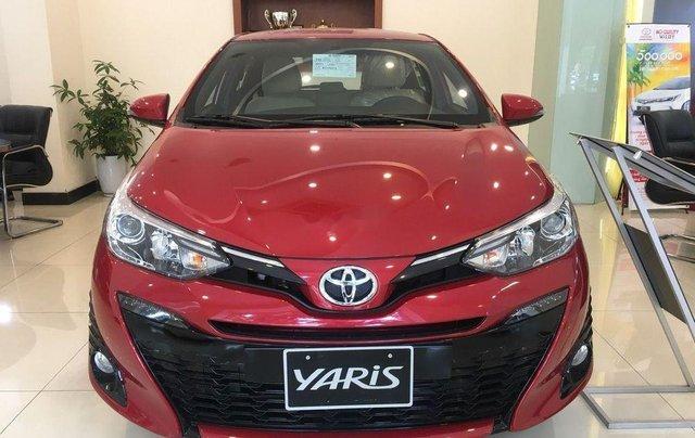 Bán xe Toyota Yaris 1.5G CVT sản xuất năm 2019, nhập khẩu1