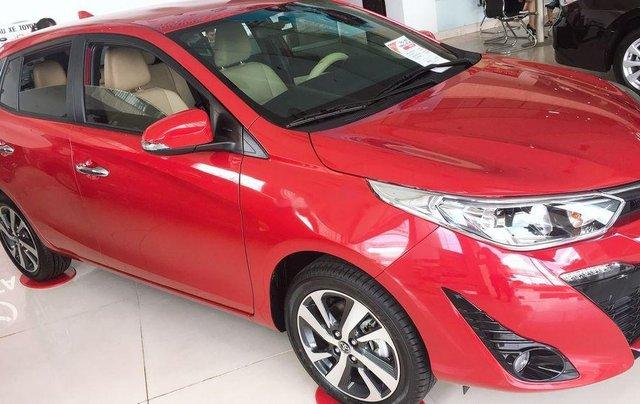 Cần bán xe Toyota Yaris 1.5G CVT năm 2019, xe nhập, giá thấp, giao nhanh1