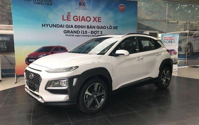 Bán Hyundai Kona 2.0AT đời 2019, xe giá cạnh tranh giao nhanh toàn quốc2