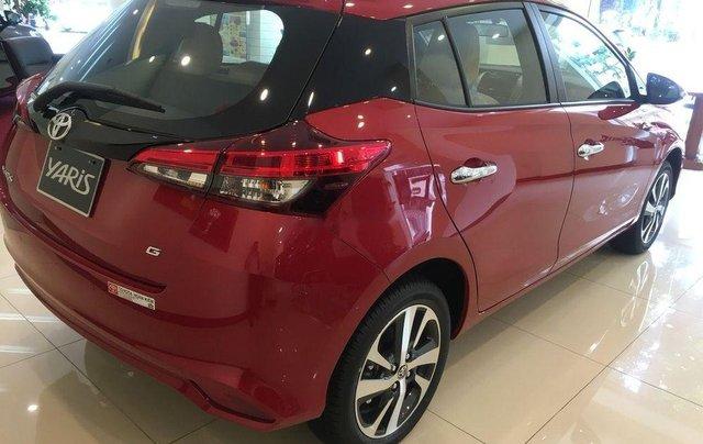 Bán xe Toyota Yaris 1.5G CVT sản xuất năm 2019, nhập khẩu2