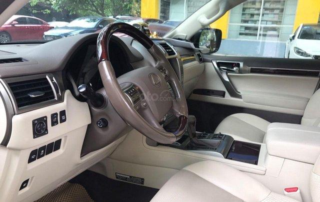 Bán Lexus GX 460 Luxury 4.6, màu vàng, nhập khẩu nguyên chiếc5