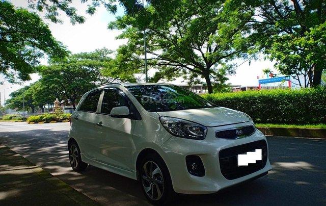 Cần bán xe Kia Morning 1.25 bản S SX 12/ 2018, đổi xe bán lại 370 triệu1