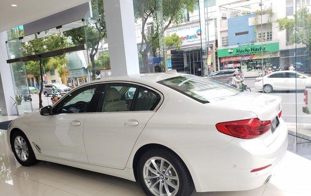 BMW 5 Series 520i, màu trắng, nhập khẩu Đức, sang trọng, đẳng cấp1