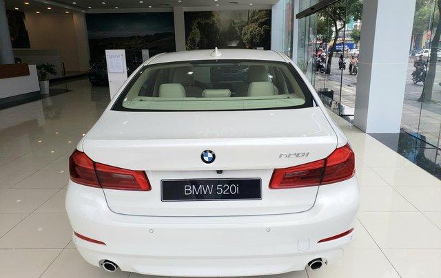 BMW 5 Series 520i, màu trắng, nhập khẩu Đức, sang trọng, đẳng cấp2