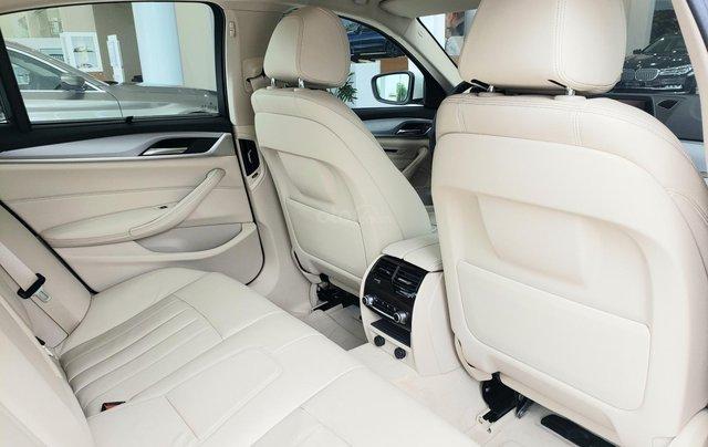 BMW 5 Series 520i, màu trắng, nhập khẩu Đức, sang trọng, đẳng cấp7