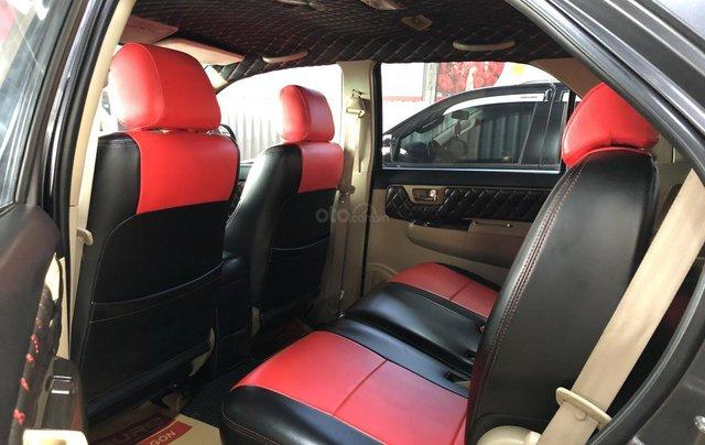 Bán Fortuner G 2014 màu xám lông chuột, full option, xe cực đẹp, giá cả còn thương lượng, KH 0907969685 nhận ngay ưu đãi5